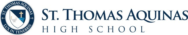 St. Thomas Aquinas High School has announcedits honor roll for the second quarter 2020-2021 school year.