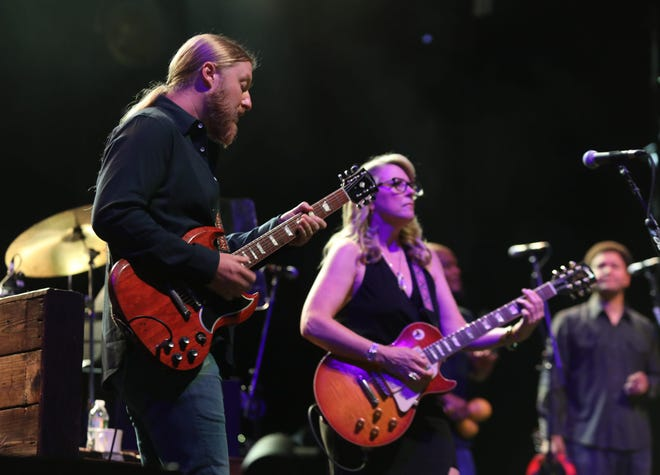 The Tedeschi Trucks Band is going online with a series of Thursday night concerts, starting Feb. 18.