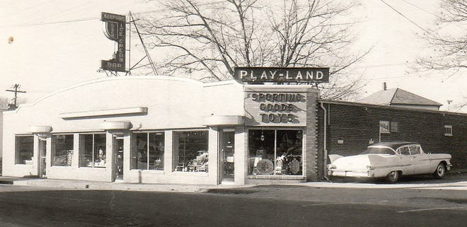 A view of Gerroirs and Playland in Gardner.