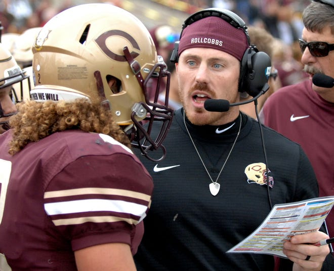 Aaron Willits has been named the next head coach of Knox College's football team. He joins the program after nine seasons at Concordia College in Minnesota.