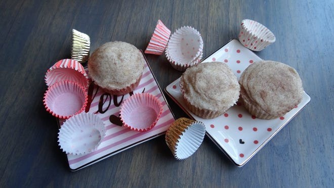 Baking anything homemade for our loved ones, such as these Snickerdoodle Cupcakes, is the best kind of Valentine gift, straight from the kitchen, or otherwise known as the heart of the home.