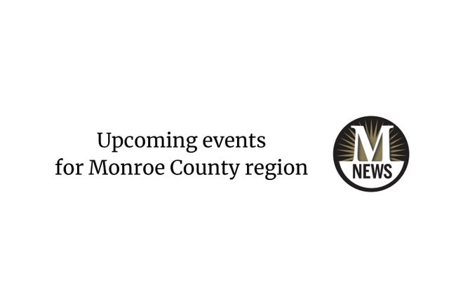 Monroe News upcoming events