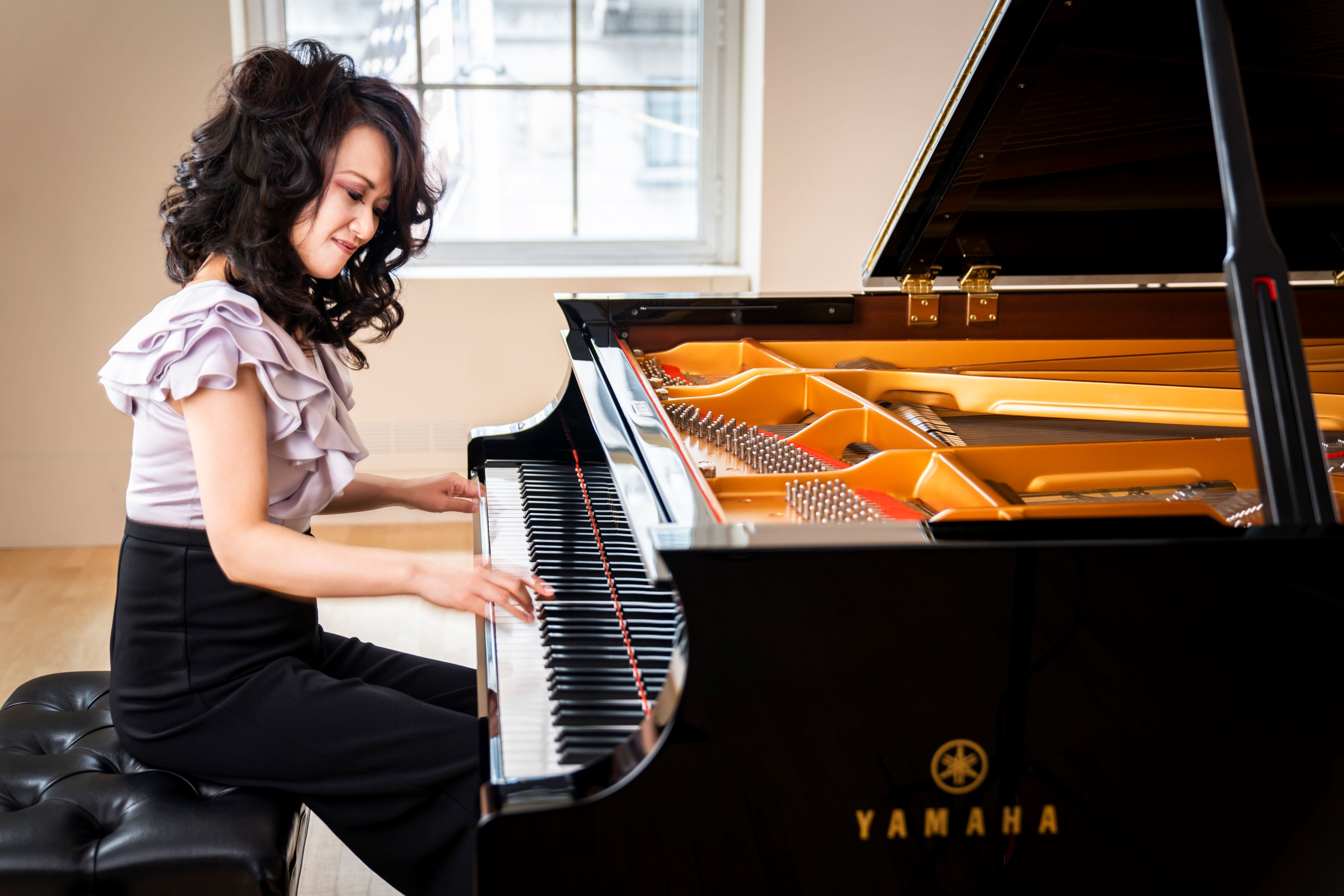 Sounds Around Town: Yoko Miwa s  Songs of Joy  keeps pianist rooted in jazz