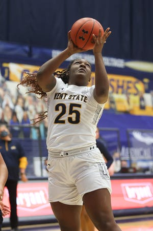 Kent State senior forward Monique Smith may get a chance to play more than usual during Wednesday night's game at Bowling Green, since some starters could be rested.
