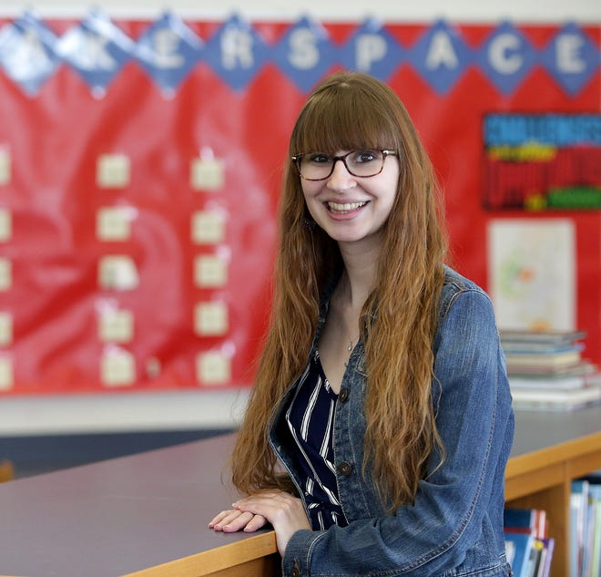 Leah Reese, a reading teacher at Tuslaw Elementary, is The Massillon Independent's Walsh University Teacher of the Month for February.