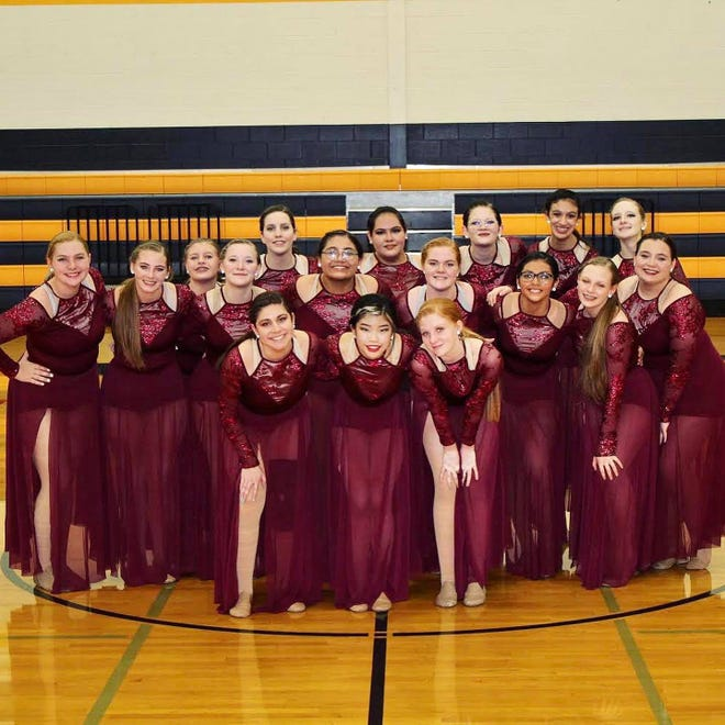 The Stephenville High School Stingerettes took part in the Crowd Pleasers Dance, Fort Worth Showcase regional contest held over the weekend atHoly Cross Christian School in Burleson.