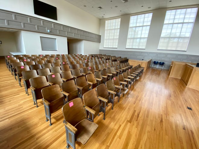 Cleveland County Schools received $15 million to build two new auditoriums at Burns and Crest High Schools