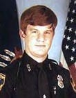 David Wayne Clark, a Shawnee police officer, was killed in the line of duty in 1980.