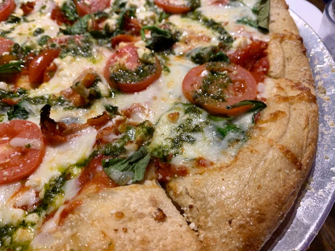 It's National Pizza Day on Feb. 9 Check out these unique options available in the Wilmington area.