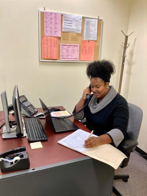 Nichele Hudson is a CARES Act team member and Americorps Vista volunteer with the Connecticut Chief Public Defender's Office.