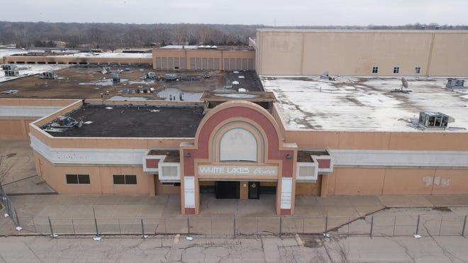 Topeka will pay up to $2.5 million to raze the White Lakes Mall, 3600 S.W. Topeka Blvd.