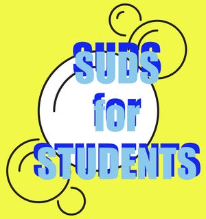Suds for Students will collect donations for Canton students.