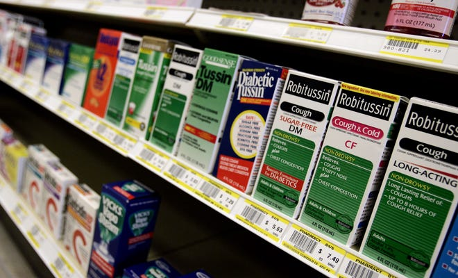 An Ohio lawmaker wants to ban over-the-counter sales of cough medicines to children under age 18.