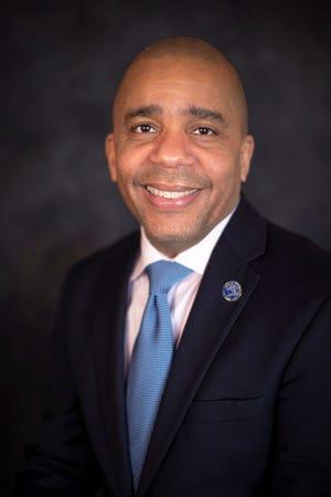 Cincinnati Vice Mayor Christopher Smitherman, photographed Monday, Feb. 8, 2021.