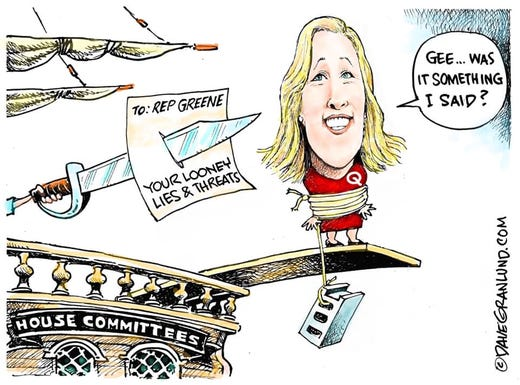 Dave Granlund, USA TOAY Network