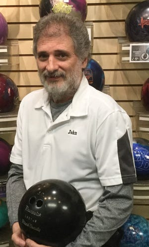 John Gerger rolled his first career 700 series this past week in Mesquite, racking up a 739 across three games at the Virgin River Bowling Center.