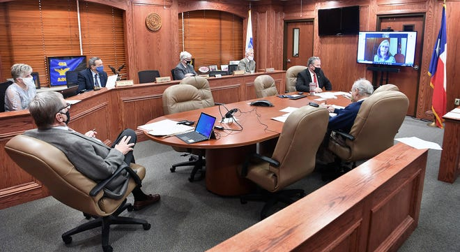 Wichita County commissioners voted to take money from the county's general fund to cover COVID-19 expenses the federal government has not reimbursed.