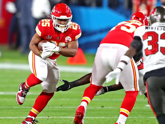 Chiefs running back Clyde Edwards-Helaire started his rookie year on fire but faltered a little toward the end. Look for him to have sustained success with an improved offensive line in a high-scoring attack.