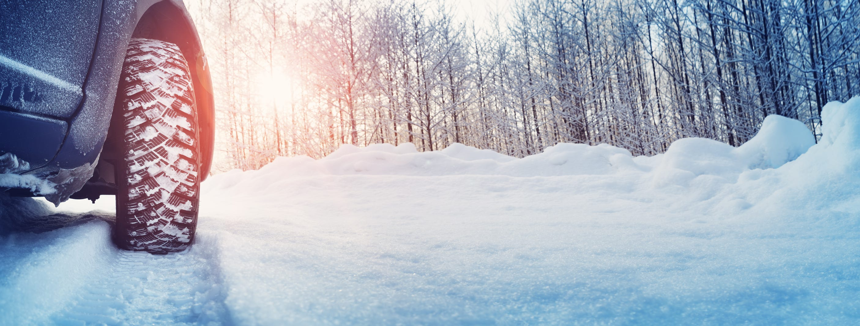 Taking a road trip this winter? Don't drive off until you go through this checklist