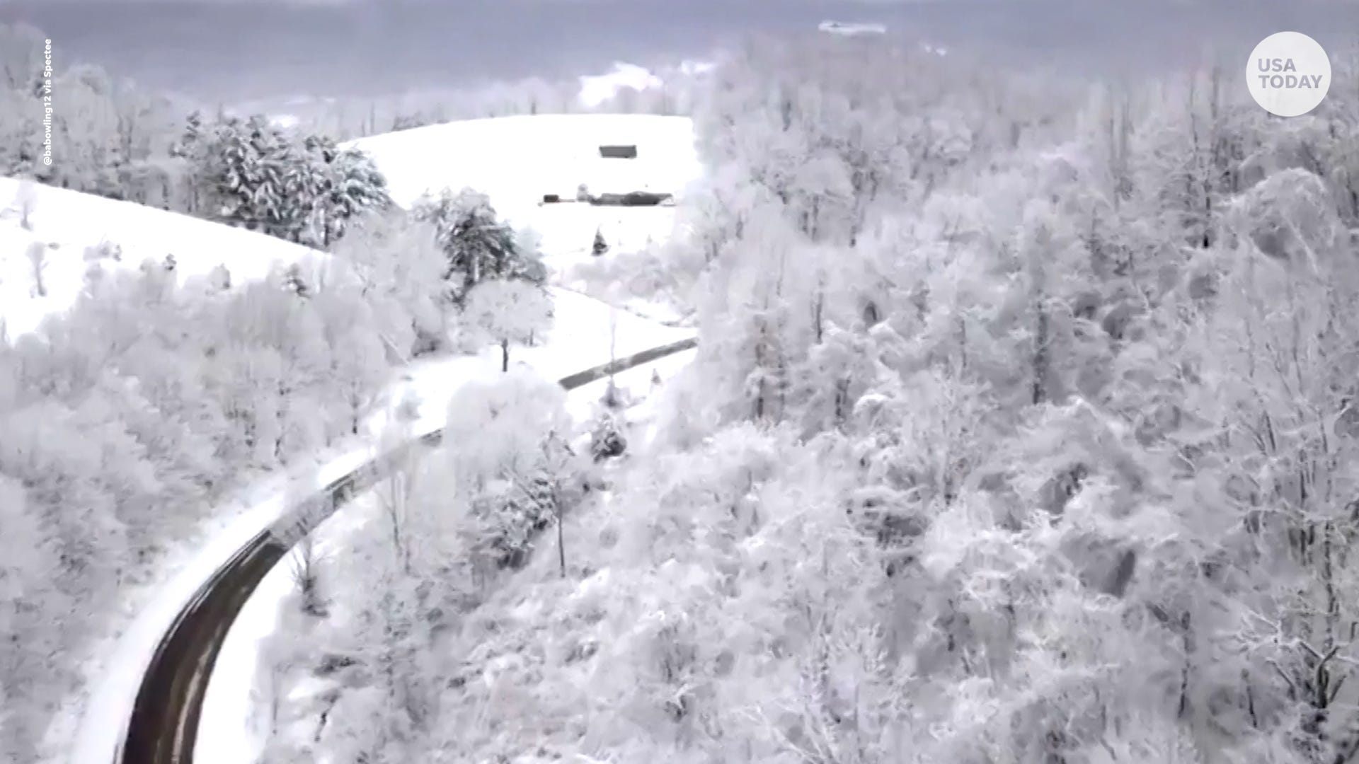 Snow, ice, bitter cold to hit U.S. hard this week