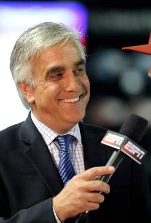 Pedro Gomez, a reporter for ESPN since 2003, has died at 58.