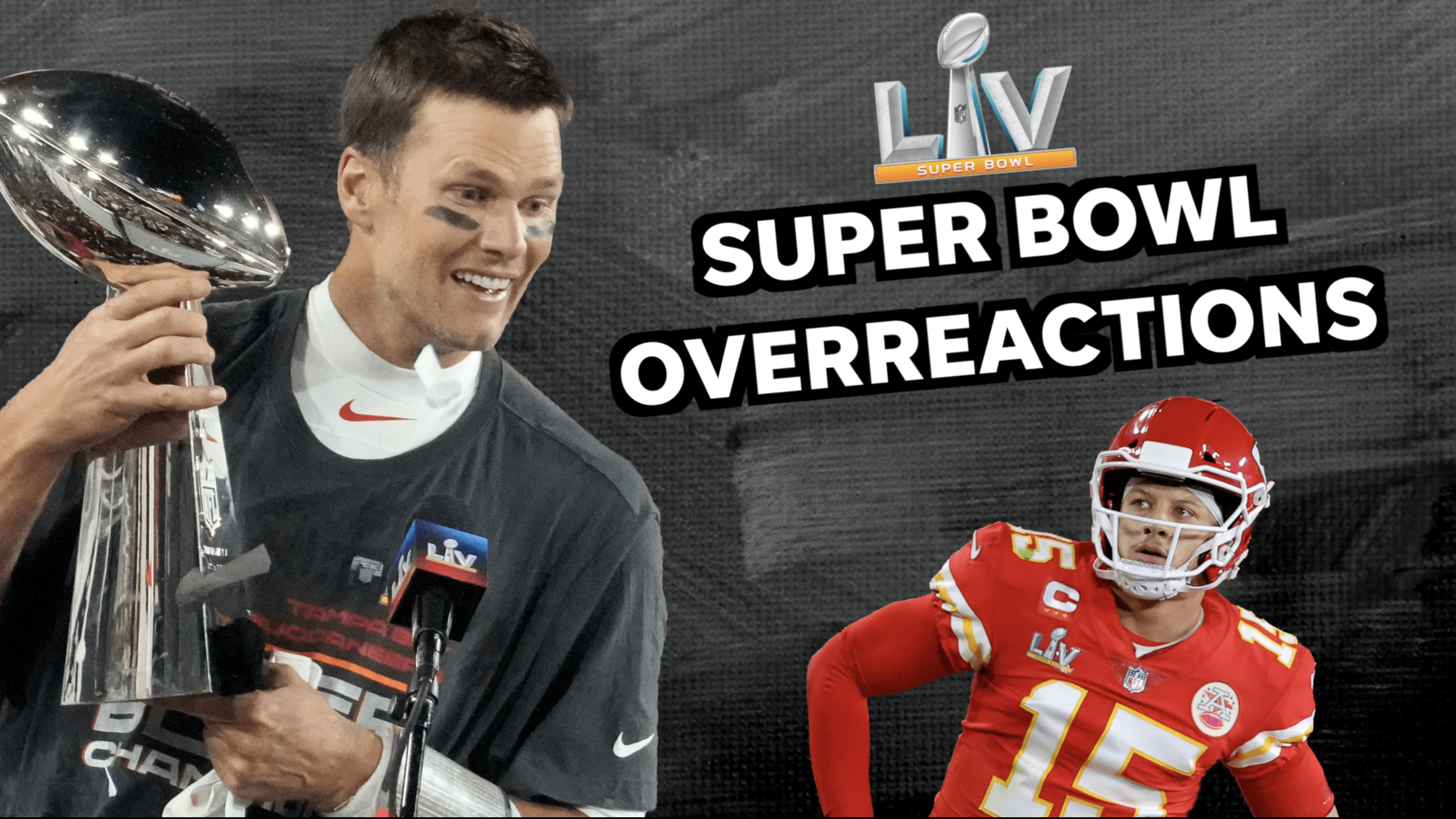 Super Bowl overreactions: Bucs win and Brady couldn't look more GOAT -like if he tried