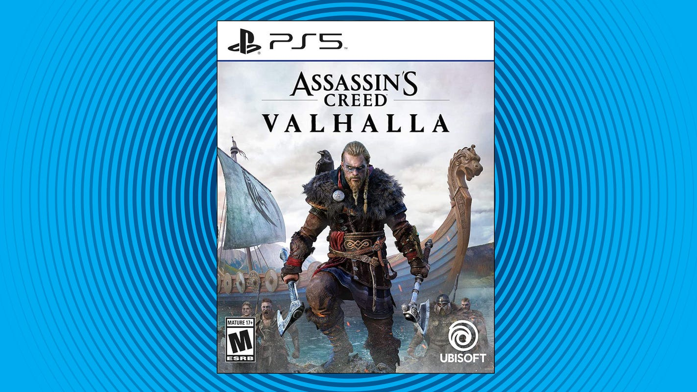 'Assassin's Creed Valhalla' is one of the most popular games around—and it's on sale