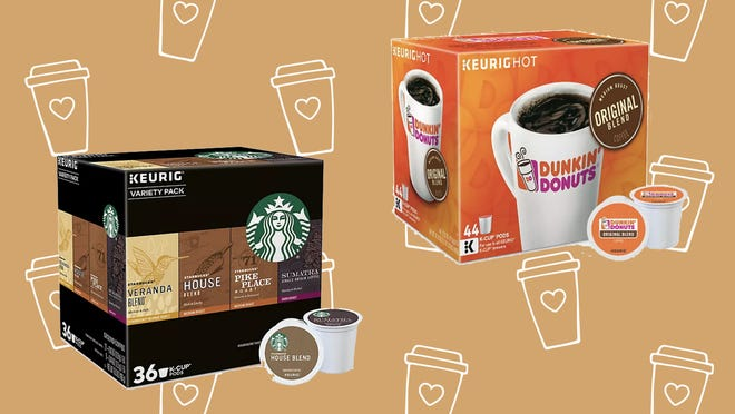 It's time to stock up on K-Cups.