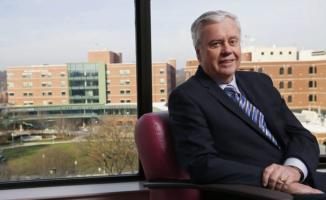 Akron Children's Hospital CEO Emeritus William Considine has been appointed by Gov. Mike DeWine to the NEOMED board of directors.