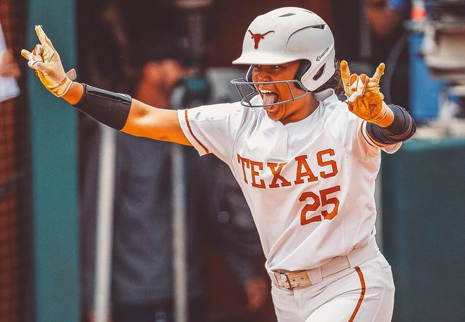 After the coronavirus pandemic wiped out her 2020 season, Kaitlyn Washington has returned to Texas for a fifth season in 2021. She needs six doubles to break Jodi Reeves's school career record of 48.