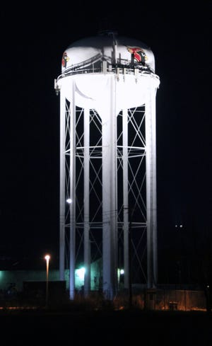 Melissa Water Tower