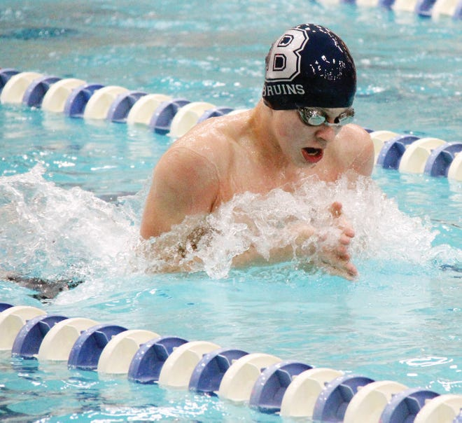 Bartlesville High's Kyle Peterson is this week's E-E Athlete of the Week.