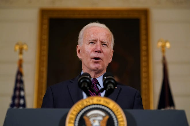 President Joe Biden and his team are tiptoeing, though, around one of Donald Trump's signature legacies: his go-it-alone moves to start a trade war with China and bludgeon some of America's closest allies with tariffs on their steel, aluminum and other goods.