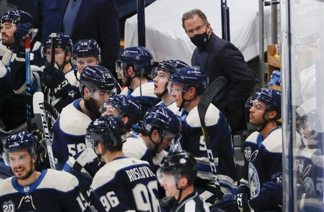 There are times this season when coach John Tortorella looks at his Blue Jackets team and still doesn't know what he has.