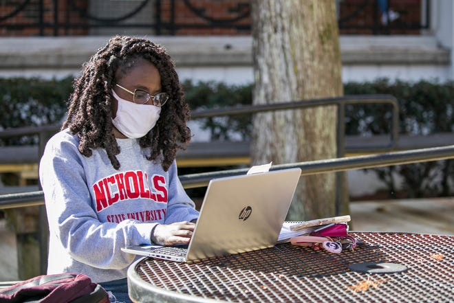 Nicholls State University has reported its highest spring enrollment since 2011.