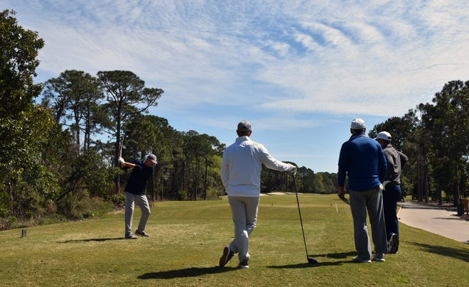 ECCAC's 22nd annual Kieran May Memorial Golf Tournament is on March 7 at Kelly Plantation Golf Club.