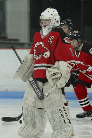 Devils Lake girls hockey lost to West Fargo, 5-1, on Feb. 8 at Burdick Arena.