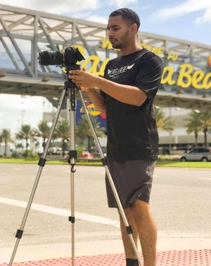 Jared Thompson's documentary film titled Daytona Beach: The other side of the bridge was uploaded to YouTube on Jan. 1 as of Feb. 9 the documentary film has received 41,834 views.