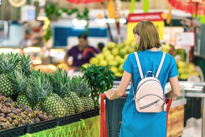 While food prices seem to be rising constantly, we can save money while shopping for food with a little planning and guidance.