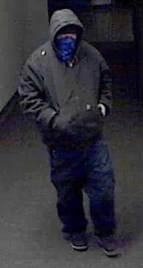 Intruder who broke into the Galva Jr/Sr High School is captured on surveillance footage