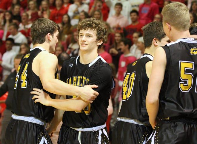 Tyler Stezowski leads the Hamilton boys basketball team into the season.