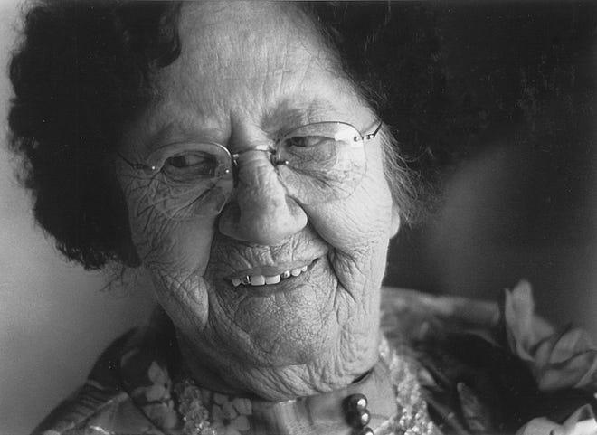 Aunt Jennie Wilson