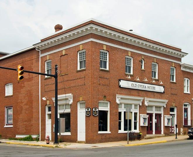 Charlestown Opera House