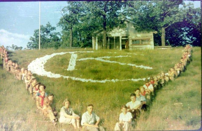 CK Hill, Camp Kanesatake, 1945-1982 (Courtesy photo)