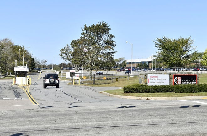Portsmouth's COVIDVaccine Point of Dispensing Clinic will be located on the Raytheon campus off West Main Road.