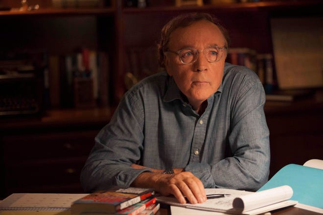 "James Patterson will co-host the series ""Walk in My Combat Boots: True Stories from America's Bravest Warriors"" on Fox Nation starting today."