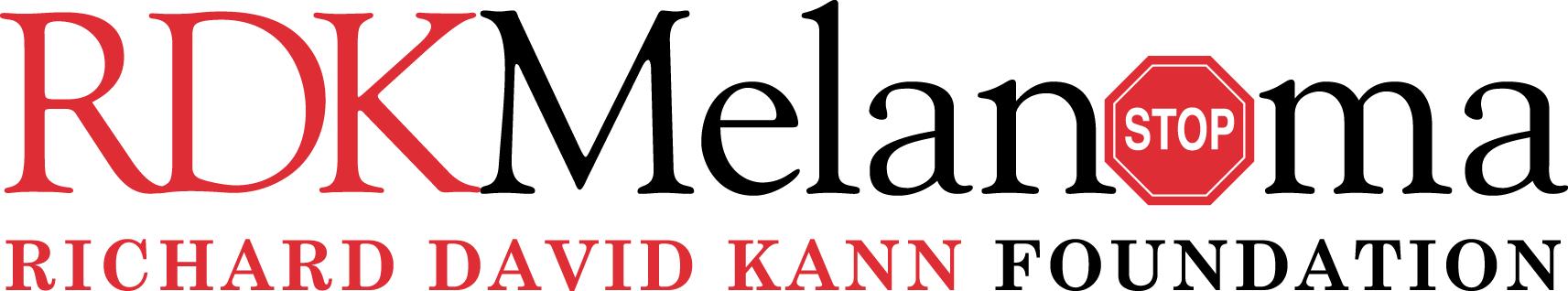 Richard David Kann Melanoma Foundation Logo