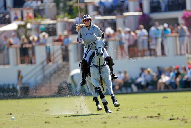 Melissa Ganzi will be competing Wednesday at the 2020 USPA Gold Cup semifinals, a tournament that was postponed last year because of the coronavirus pandemic.