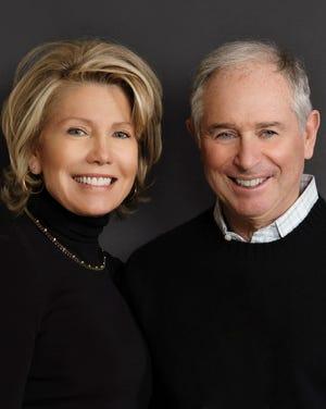 Christine and Stephen Schwarzman [Contributed]