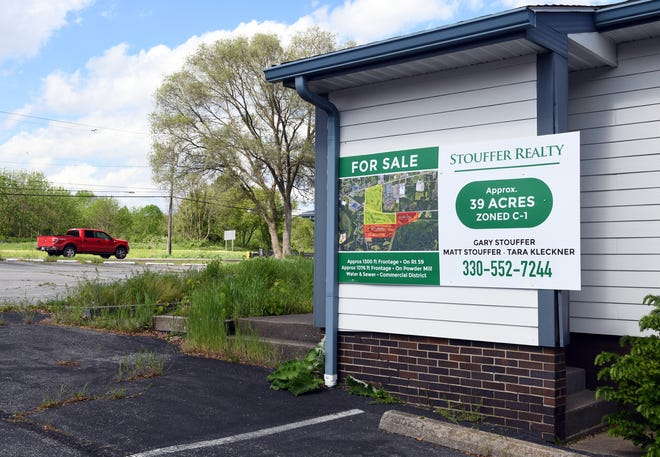 LoveLight Inc. is hoping to raise money to purchase land at the former Kent State University Golf Course at 2346 Route 59 in Franklin Township.